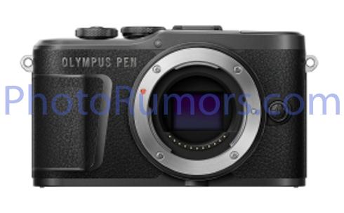 奥林巴斯即将推出E-PL10相机