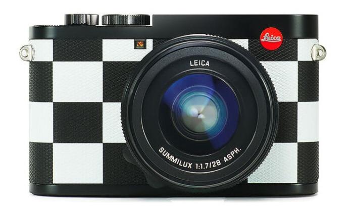 """徕卡推出Q2""""像素""""限量版相机"""