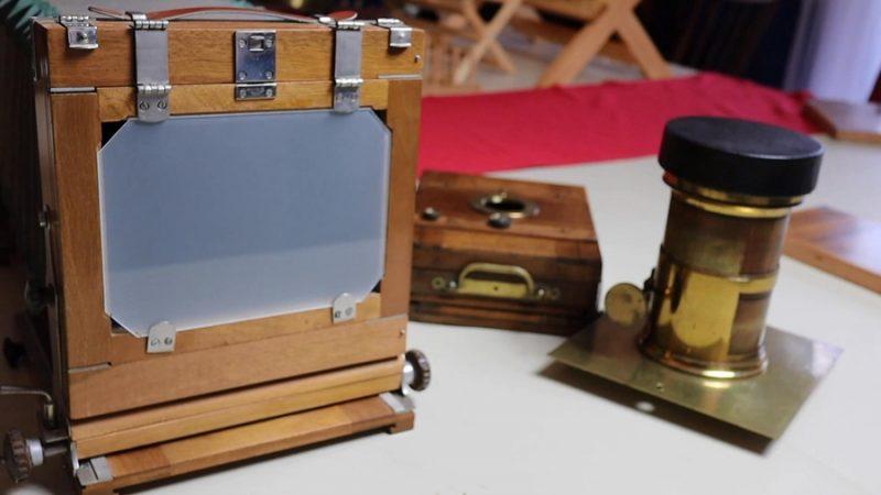 如何自制大画幅相机磨砂玻璃对焦屏?