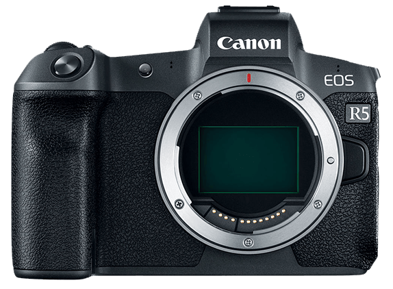 佳能EOS R5相机规格曝光