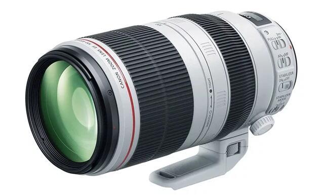 佳能将于今年推出RF 70-400mm F4.5-5.6L IS USM新镜头
