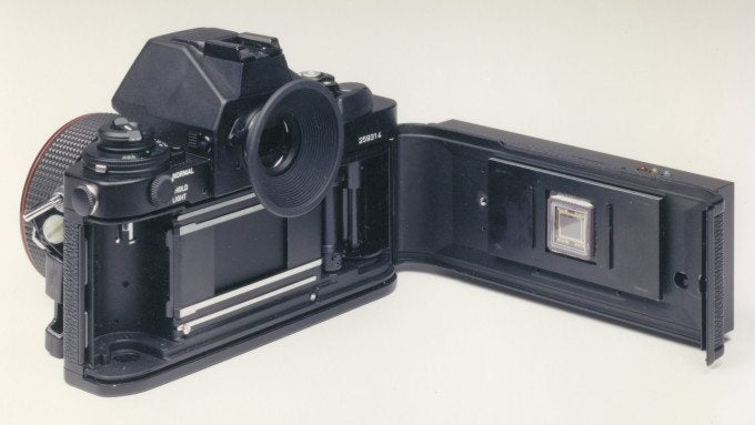 柯达光电相机:世界上第一部数码单反相机