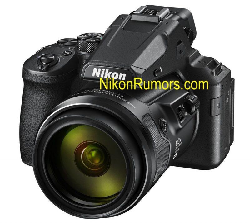 尼康Coolpix P950相机照曝光