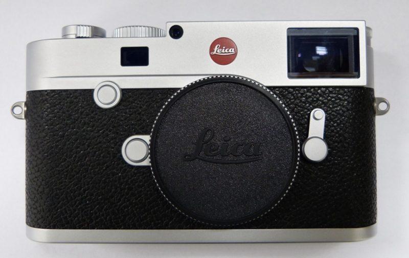 徕卡M10 R相机外观照曝光