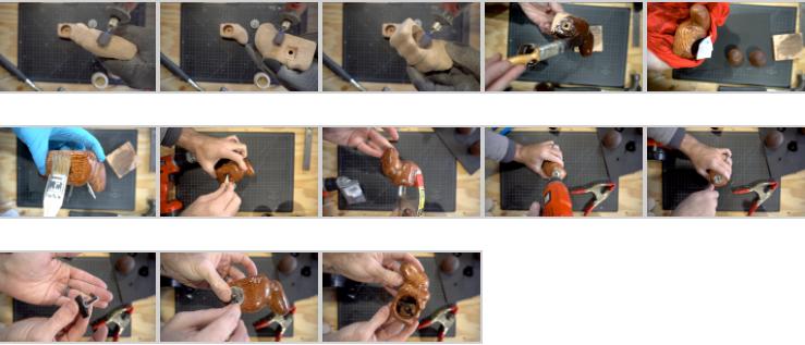 如何DIY木制相机手柄?