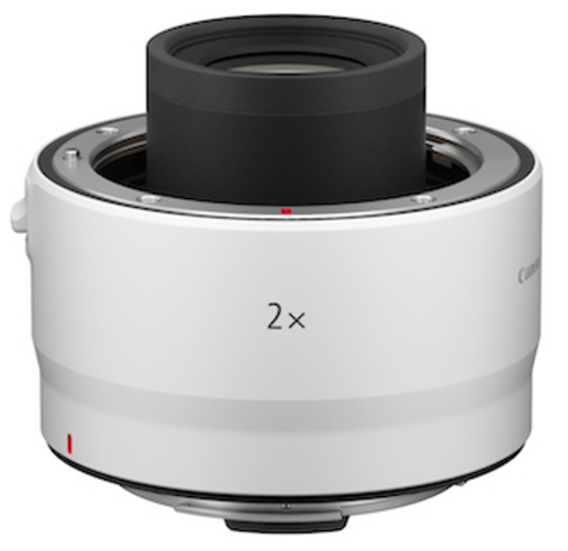 佳能宣布研发RF 100-500mm F4.5-7.1 L IS USM镜头、RF 1.4x及2x增倍镜