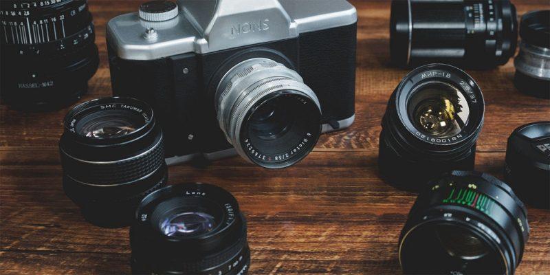 NONS SL42是世界上首款M42卡口即时胶片单反相机