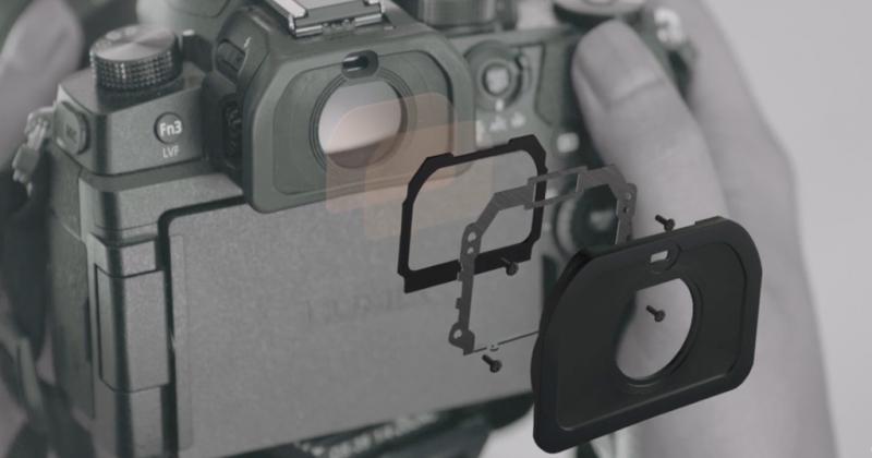 松下制造了一款可让色盲摄影师看到色彩的取景器!