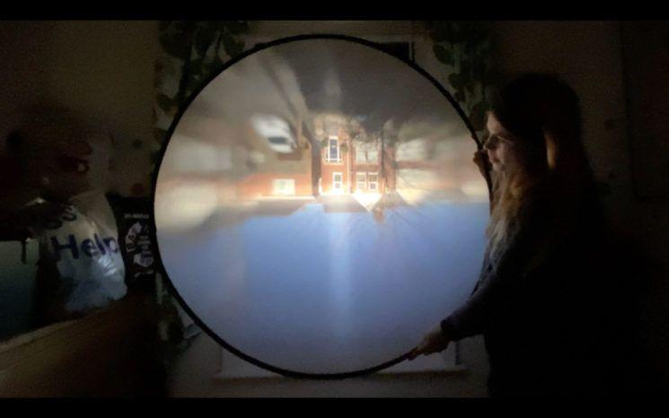 如何把你的卧室变成一个拍照的暗箱?!