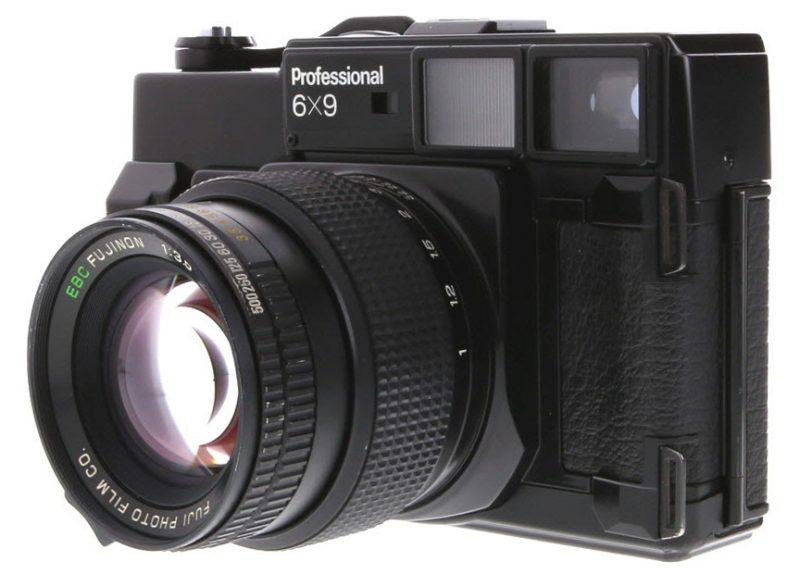 推荐五款6×9中画幅胶片相机