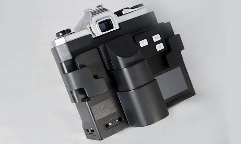 """""""我回来了""""又回来了,""""我回来了 35""""数码后背支持更多35mm胶片相机"""