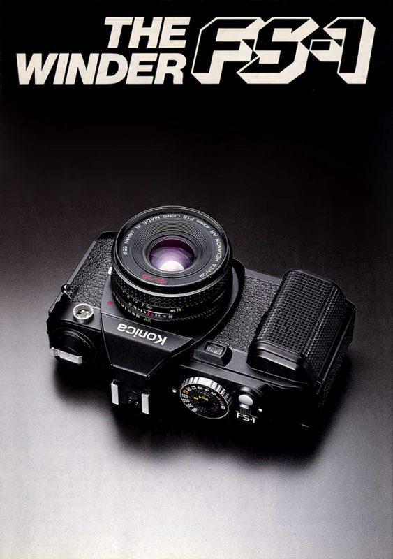 这部广告片将带你走进柯尼卡古老相机时代
