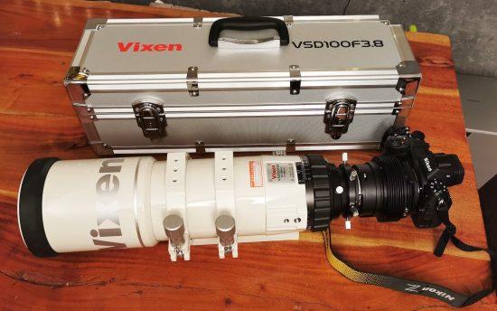 尼康CDS制冷Z6天文摄影相机