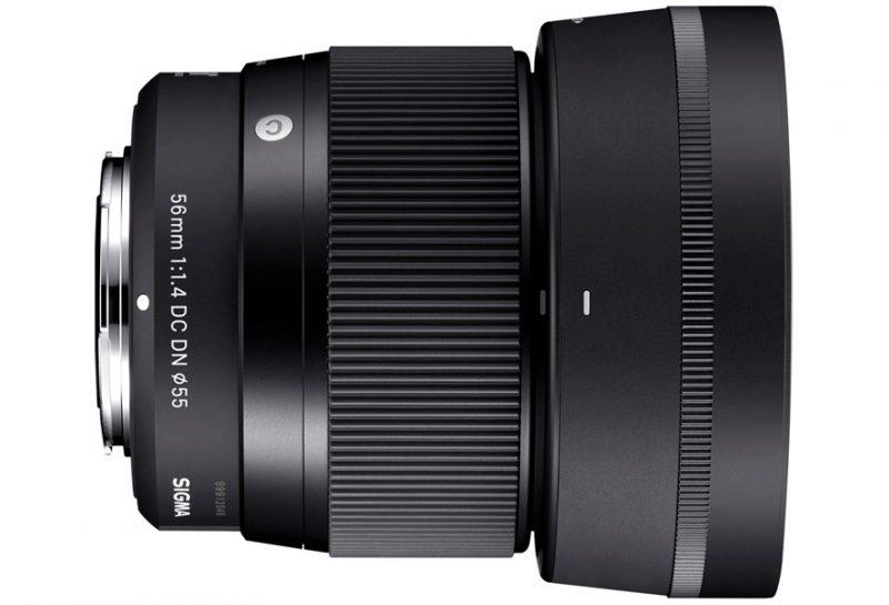 适马发布三款L卡口16/30/56mm F1.4 DC DN Contemporary镜头