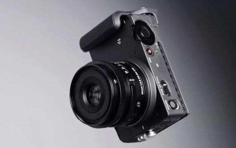 适马发布fp相机2.0版本固件