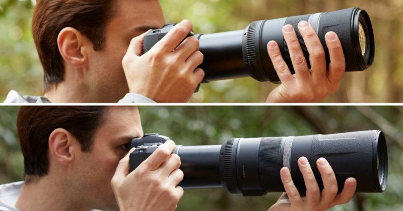 佳能RF 600mm F11 IS STM和RF 800mm F11 IS STM镜头外观照和规格曝光
