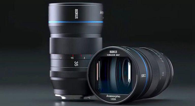 思锐推出35mm F1.8 1.33x变形镜头