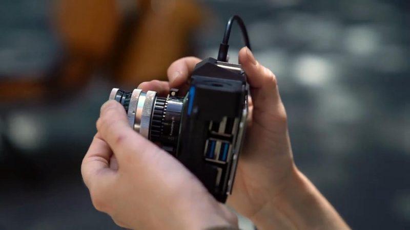 如何使用树莓派摄像头模块将一部旧玩具相机改制成数码相机?