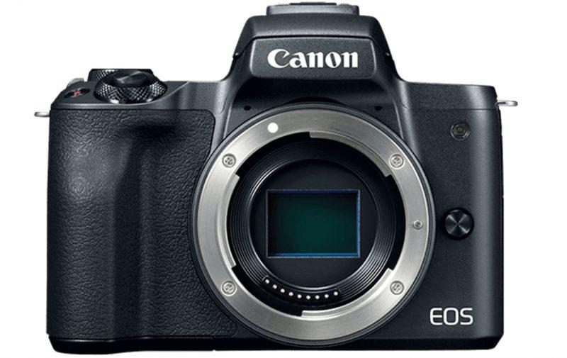 佳能将于下半年发布EOS M7、M50 Mark II相机