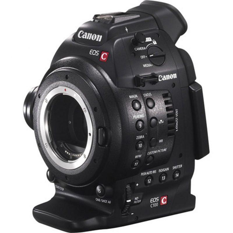 佳能将于8月底发布RF卡口电影摄像机
