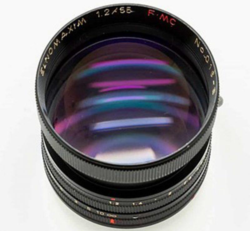 宫崎光学发布Elnomaxim 55mm F1.2镜头