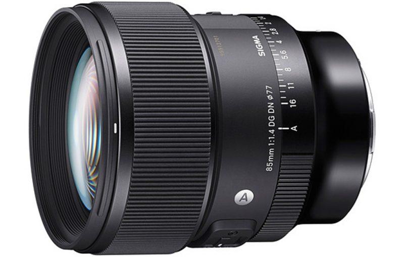 适马正式发布85mm F1.4 DG DN Art镜头