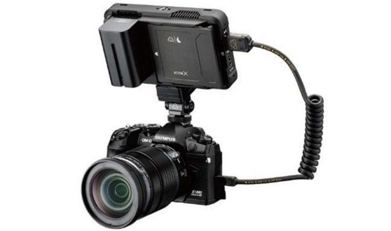 奥林巴斯宣布研发全新视频升级固件