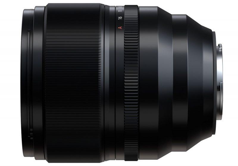 富士正式发布XF 50mm F1.0 R WR镜头