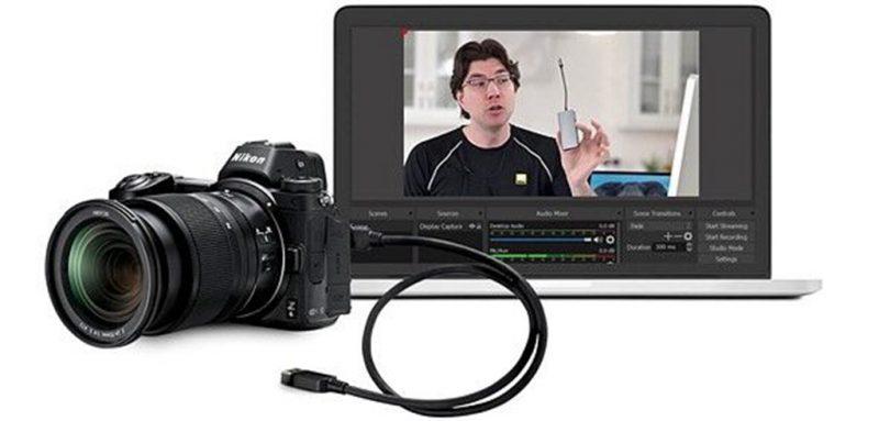 尼康发布macOS版本测试版网络摄像头实用软件
