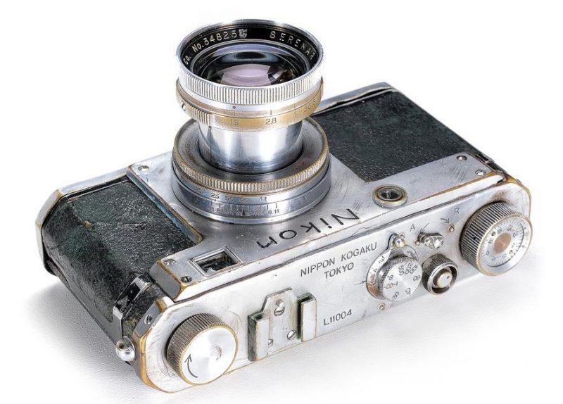 尼康L原型机拍卖估价高达25万至30万欧元