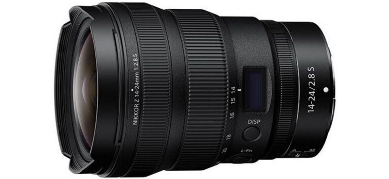 尼康正式发布NIKKOR Z 14-24mm F2.8 S、NIKKOR Z 50mm F1.2 S镜头