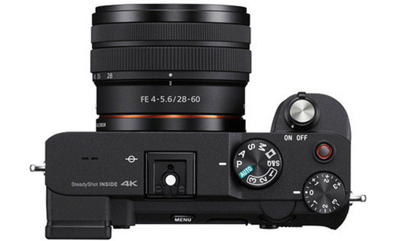 索尼正式发布A7C相机