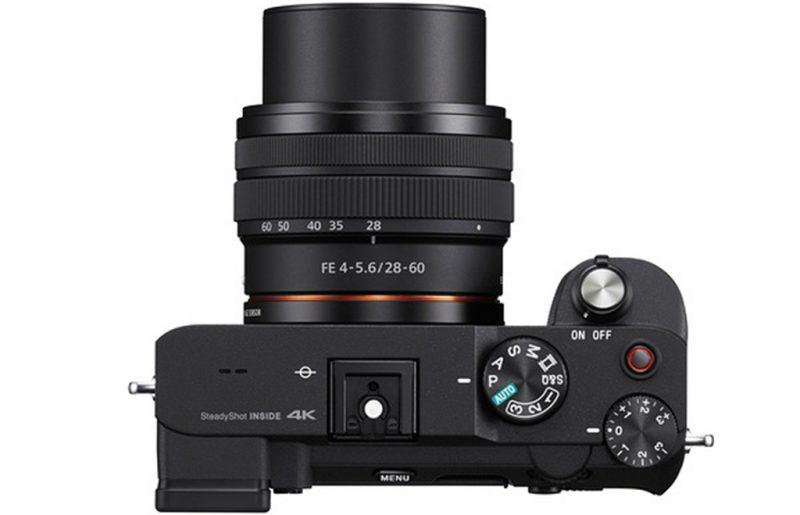 索尼正式发布FE 28-60mm F4-6.3镜头