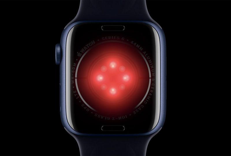 苹果正式发布Watch Series 6手表