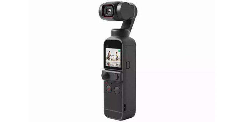 大疆将于10月20日发布OSMO Pocket 2口袋云台相机