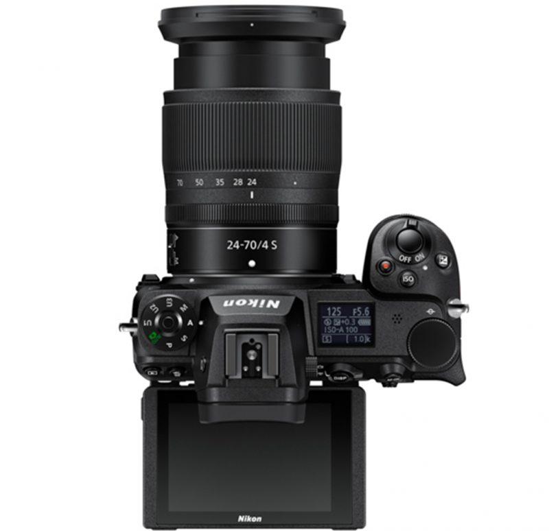 尼康正式发布Z7 II相机