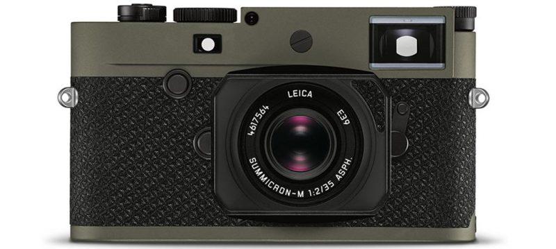 徕卡正式发布M10-P记者限量版相机