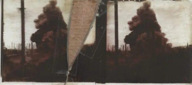"""被遗忘在老式相机中的百年""""记忆"""""""