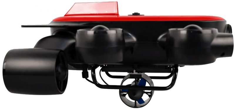 吉影正式发布T1 Pro水下无人机