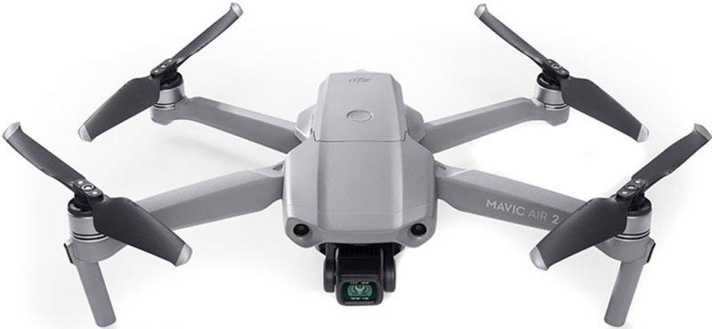 大疆发布Mavic Air 2无人机V01.00.0460版本升级固件