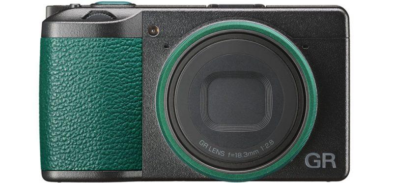 理光正式发布GR III ING限量版相机