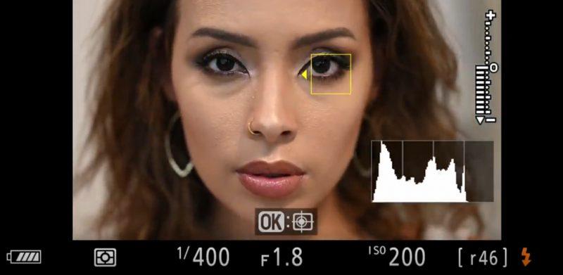 眼部自动对焦系统评测:尼康Z6VS尼康Z6 II相机