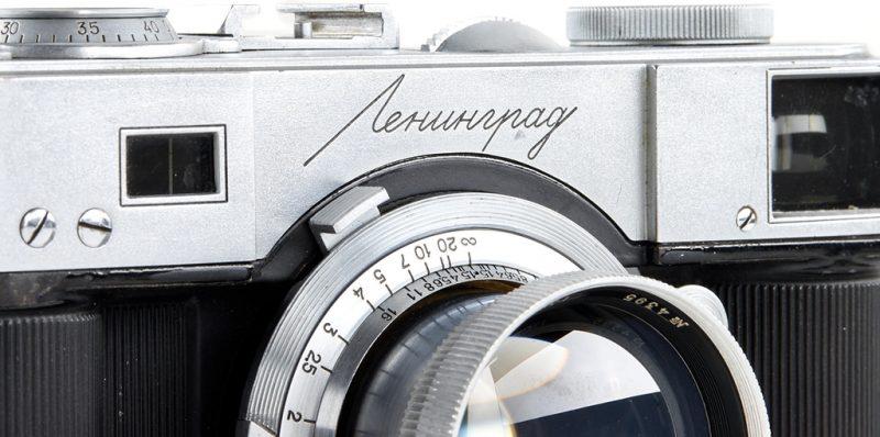 这款极其罕见的列宁格勒相机拍卖估价高达57万元