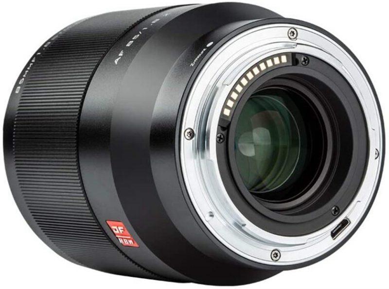 唯卓仕正式发布85mm F1.8 Z镜头