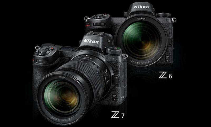 尼康发布Z6、Z7相机3.20版本升级固件