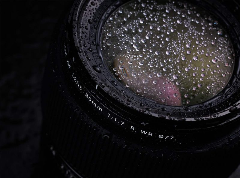 富士XF 27mm F2.8 R WR、GF 80mm F1.7 R WR和XF 70-300mm F4-5.6 R LM OIS WR镜头照曝光