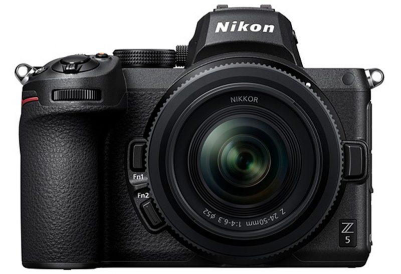 """尼康Z5VS尼康Z6 II相机:哪款才是您的最佳摄影""""搭档""""?"""