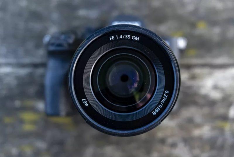 索尼正式发布FE 35mm F1.4 GM镜头