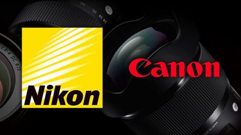 适马将研发适用于尼康Z、佳能RF卡口的镜头