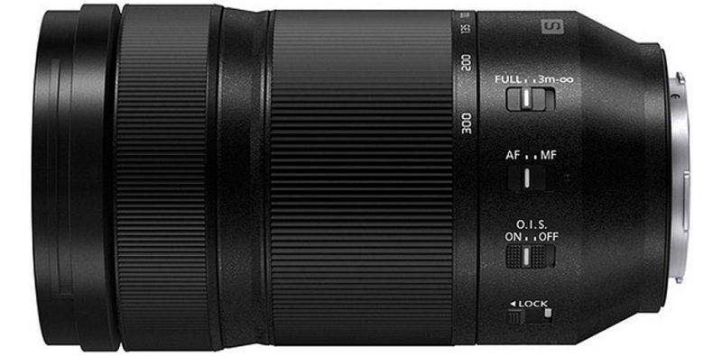 松下正式发布LUMIX S 70-300mm F4.5-5.6 MACRO OIS镜头